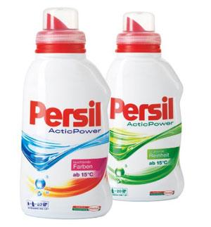 Gratis Persil ActicPower Color und Universal zu Bosch Waschmaschinen