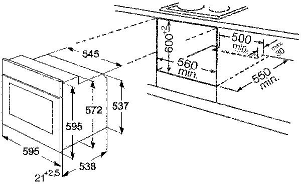 Ikea Godmorgon Cabinet Installation ~ Bauknecht HEKO 7300 IN Herdset  bestehend aus EMVD 7263 IN und EKV