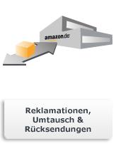 Reklamation, Umtausch & Rücksendung