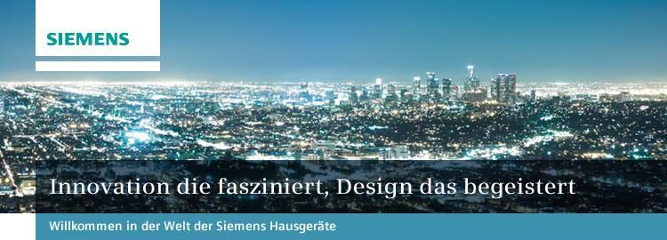 Siemens Hausgeräte