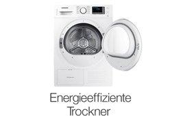 Energieeffiziente Trockner