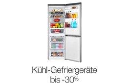 Kühl-Gefrierkombination