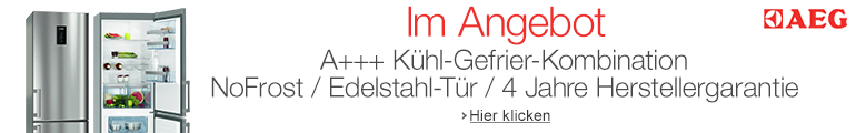 AEG Kühl-Gefrier-Kombination