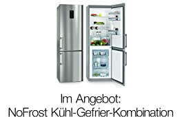 Angebot AEG Kühl-Gefrier-Kombination
