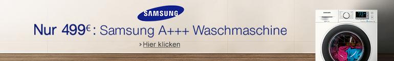 Samsung Waschmaschine Angebot