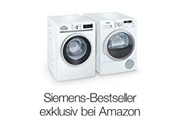 Siemens exklusiv bei Amazon