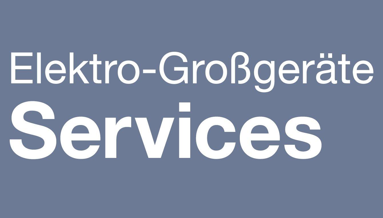 Elektro-Großgeräte Services