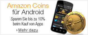 Amazon Coins für Android