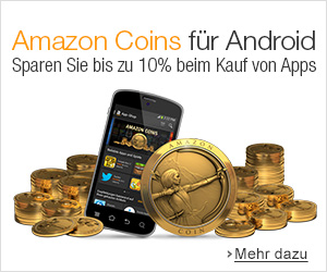 Amazon Coins f�r Android