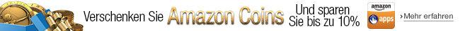 Verschenken Sie Amazon Coins f�r Apps und Spiele