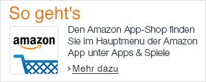 Apps & Spiele finden Sie in Ihrer Amazon App