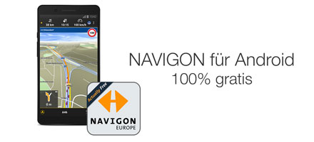100% gratis: Navigon Underground App für Android