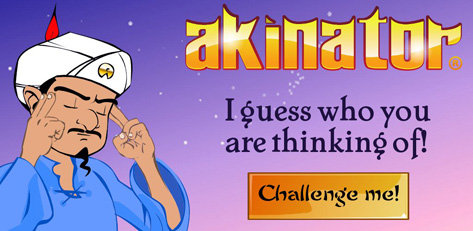 Akinator the Genie (Android) gratis