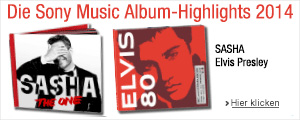 Album-Highlights von Sony Music