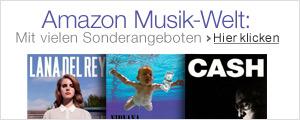 Amazon Musik-Welt