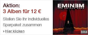3 MP3-Alben f�r 12 EUR