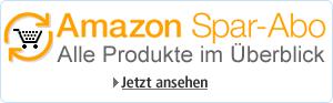 Amazon Spar-Abo Homepage