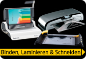 Fellowes Binden, Laminieren & Schneiden