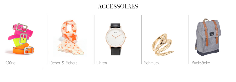 Amazon Fashion Accesoires