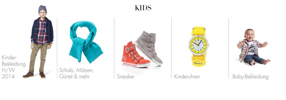 Amazon Fashion Kinder