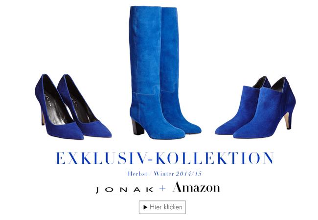 Jonak Exklusiv-Kollektion