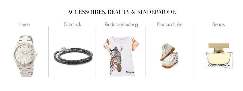 Sommer Sale Accessoires, Kinder, Beauty