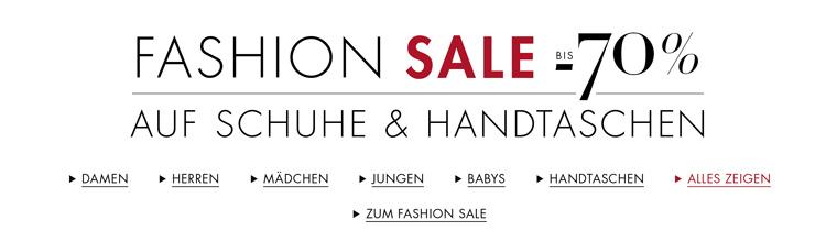 Fashion Sale Schuhe