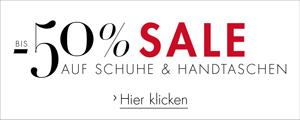 Schuhe und HAndtaschen Sale