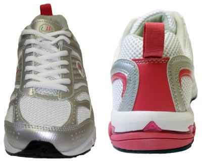 Ultrasport Erwachsenen Outdoor Sport- und Laufschuhe – Velocity inkl. 1 Paar Schnürsenkel in Kontrastfarbe zum Wechseln - Weitere Features