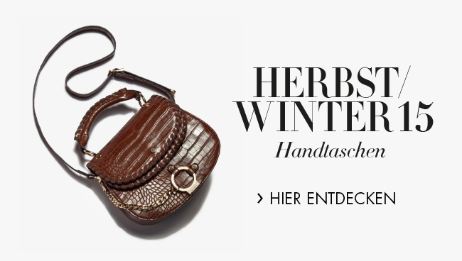 Herbst/Winter-Kollektion 2015
