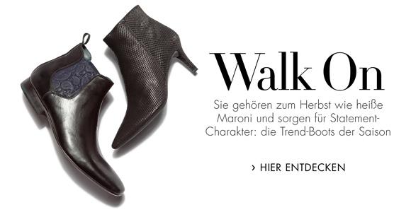 Walk On: trend Boots der Saison