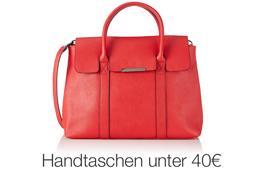 Handtaschen unter 40 Euro