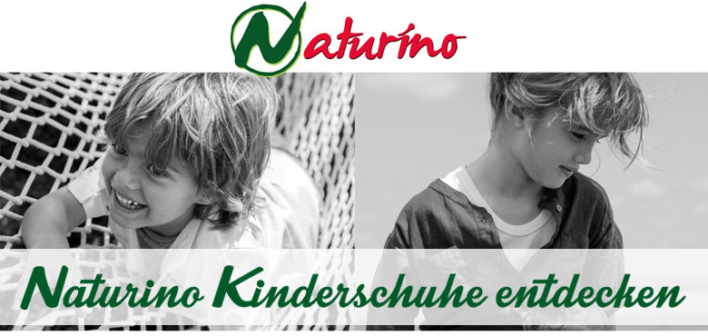 Naturino Kinderschuhe Frühjahr/Sommer Kollektion