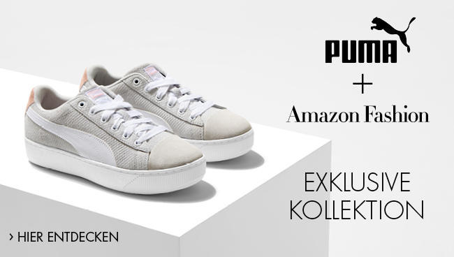 Amazon Fashion und Puma