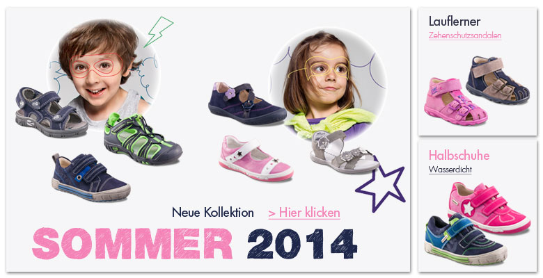 Richter Kinderschuhe Online Shop