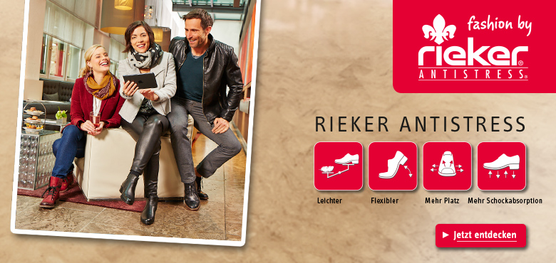 Rieker Schuhe Herbst/Winter 2015
