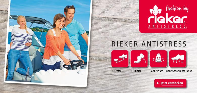 Rieker Schuhe Frühjahr/Sommer 2015