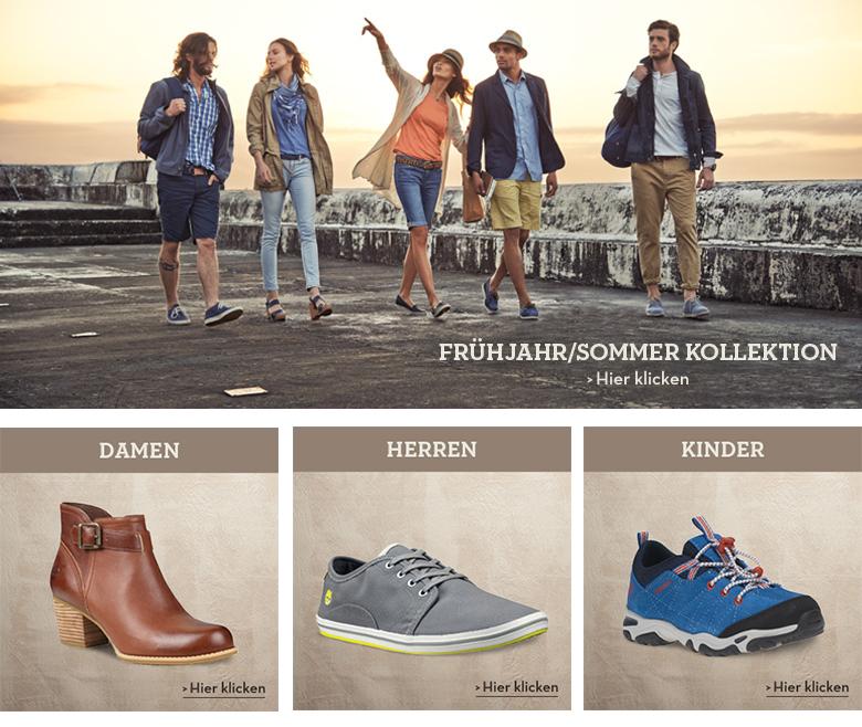 Timberland Schuhe Frühjahr/Sommer 2015