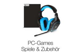 PC-Spiele und Zubehör