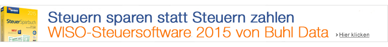 Buhl Data Steuer-Software 2015