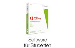 Software für Schüler, Studenten und Lehrkräfte