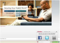McAfee Internet Security 2012 – McAfee SiteAdvisor LIVE