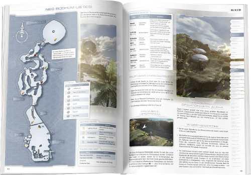 Final Fantasy XIII-2 - Das offizielle Lösungsbuch, Abbildung #02