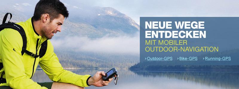 Mobile Outdoor Navigation
