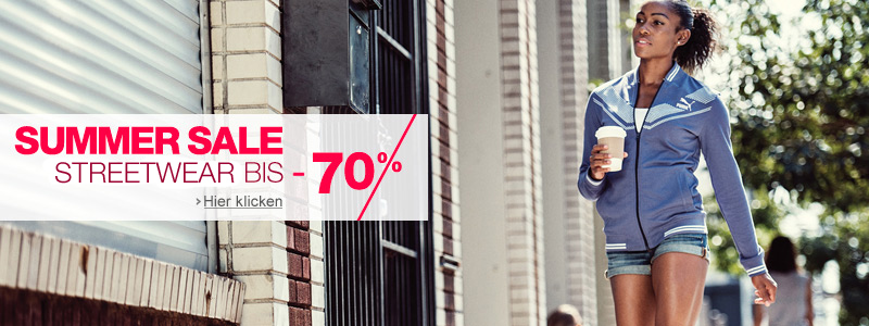 Streetwear: Summer Sale