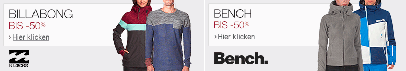 Billabong und Bench