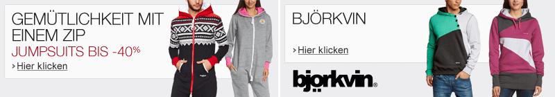 Jumpsuits und Björkvin