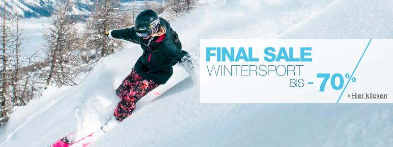 WSV bis -70% Wintersport
