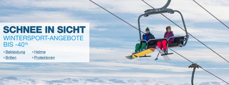 Wintersport Angebote