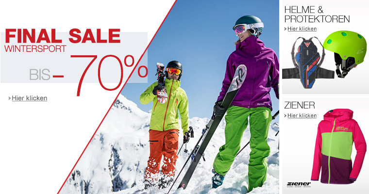 WSV Wintersport bis -70%